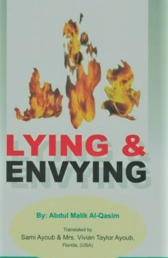 lying and envying pdf download