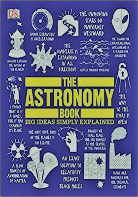 THE ASTRONOMY BOOK: BIG IDEAS SIMPLY EXPLAINED image