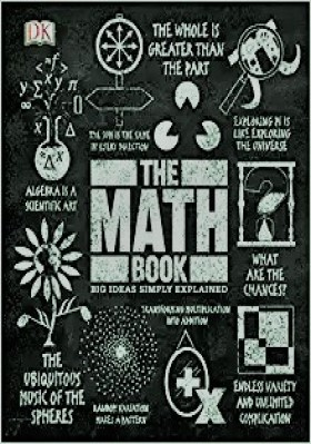 THE MATH BOOK: BIG IDEAS SIMPLY EXPLAINED image