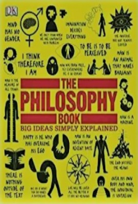 THE PHILOSOPHY BOOK: BIG IDEAS SIMPLY EXPLAINED image