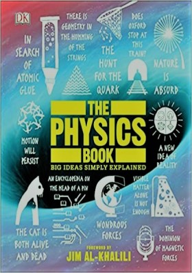 THE PHYSICS BOOK: BIG IDEAS SIMPLY EXPLAINED image
