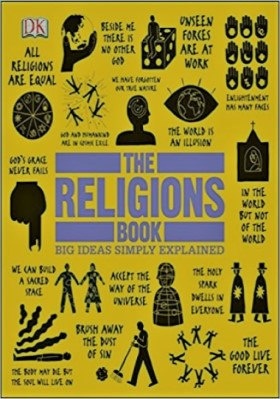 THE RELIGIONS BOOK: BIG IDEAS SIMPLY EXPLAINED image