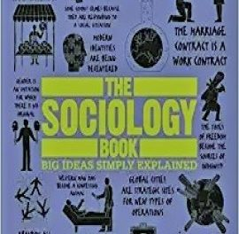 The Sociology Book: Big Ideas Simply Explained book