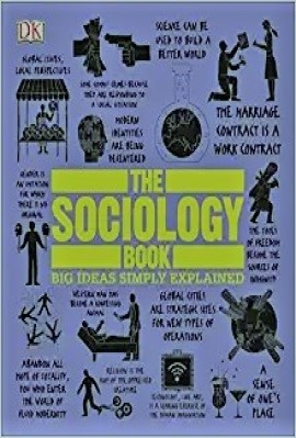 THE SOCIOLOGY BOOK: BIG IDEAS SIMPLY EXPLAINED image