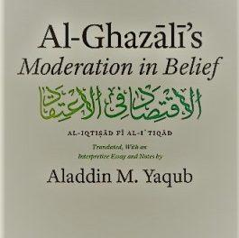 Al-Ghazali's Moderation in Belief pdf