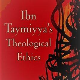 Ibn Taymiyya's Theological Ethics pdf