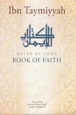 Kitab Al-Iman: Book of Faith pdf download