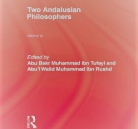Two Andalusian Philosophers pdf download