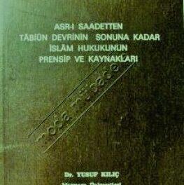 Asri Saadetten Tabiun Devrinin Sonuna Kadar pdf