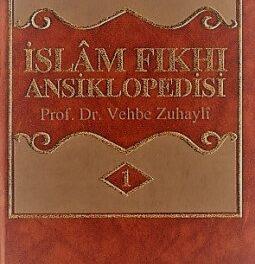 FIKHI ANSİKLOPEDİSİ cilt 01-10 pdf indirin