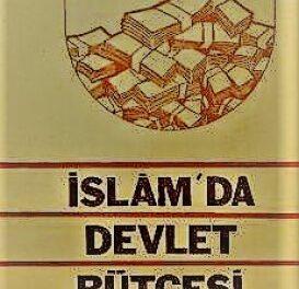İslam'da DEVLET Bütçesi -pdf kitap ücretsiz