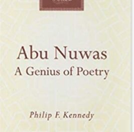 Abu Nuwas A Genius of Poetry pdf