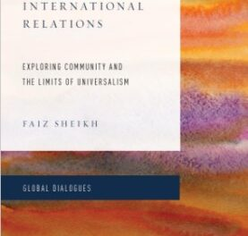 Islam and International Relations pdf