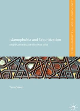 Islamophobia and Securitization