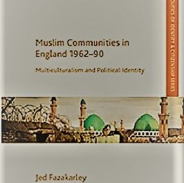 Muslim Communities in England 1962-90 pdf