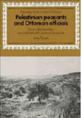 Palestinian Peasants and Ottoman Officials pdf