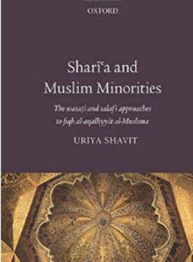 Sharia and Muslim Minorities pdf