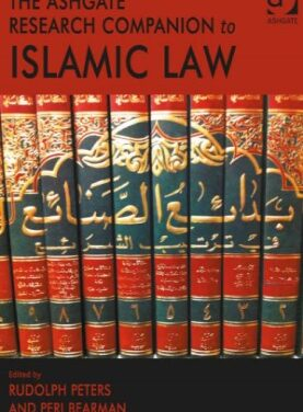 The Ashgate Research Companion to Islamic Law pdf