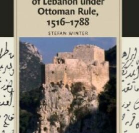 The Shiites of Lebanon under Ottoman Rule pdf