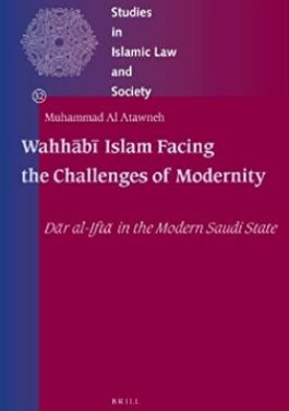 Wahhabi Islam Facing the Challenges of Modernity pdf