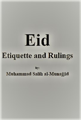 Eid Etiquette and Rulings pdf download free