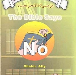 Is Jesus God- The Bible says NO pdf download