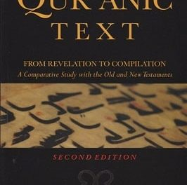 History of the Quranic Text pdf download