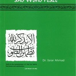 The Quran and World Peace pdf download