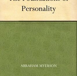 The Foundations of Personality pdf download
