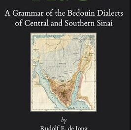 A Grammar of the Bedouin Dialects pdf download